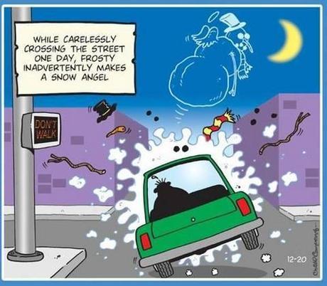 Humour - dessins de Noël