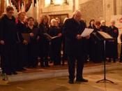 Choeur l'Isle enchante public l'église Notre Dame l'Assomption