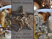 Poulet jaune Morilles