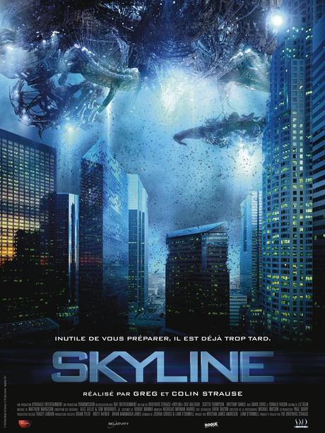 Cinéma Megamind / Skyline