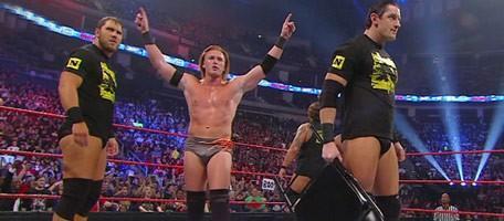 Championnat par équipe à TLC 2010
