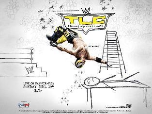 L'affiche de TLC 2010 le pay per view de la WWE du 19 décembre 2010