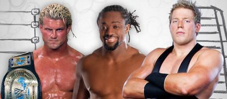 Match Triple Menage pour Ziggler, Swagger et Kingston