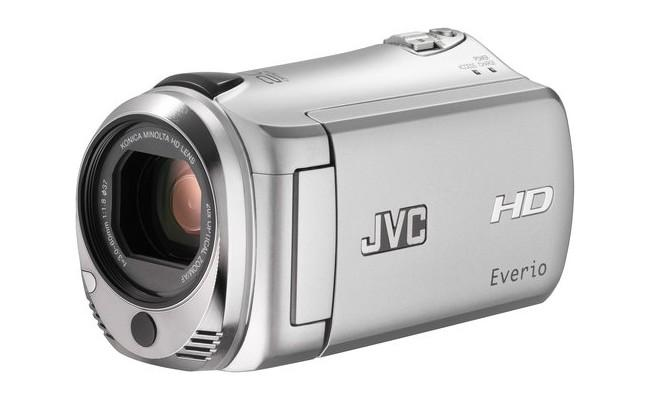 {Réception Camescope JVC GZ-HM300 ::