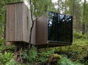 Juvet hôtels pleine nature Norvège