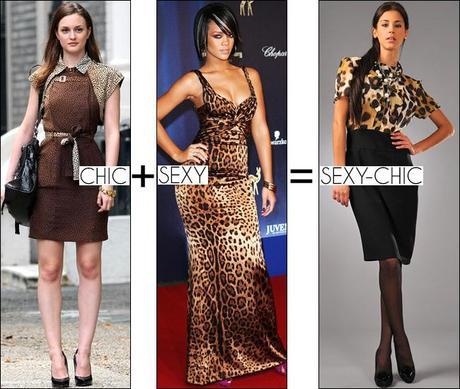 La bonne équation pour la robe léopard