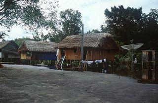 Village-yanomami