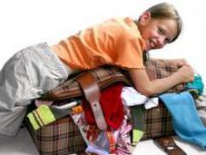Préparer valise efficacement bagage bonnes affaires