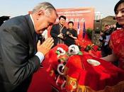 Raffarin auteur (hagiographe) succès Chine