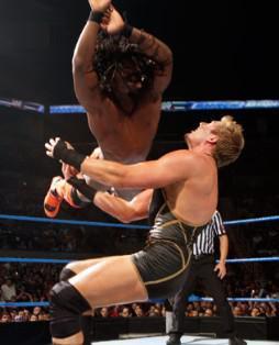 Rey Mysterio et Kofi Kingston font équipe à Smackdown face à Jack Swagger et Alberto Del Rio