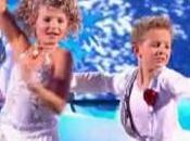 Axel Alizée gagnent France Incroyable Talent