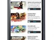 jeux gameloft pour votre smartphone Android