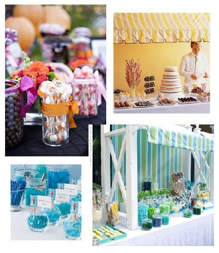 La d coration d un buffet ou d un ap ritif dinatoire for Decoration table buffet dinatoire
