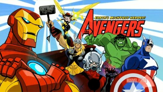 Avengers-cartoon