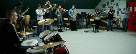 Nouvelle République : Festival de jazz : les master class au travail -