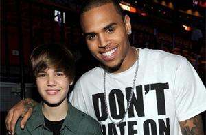 Chris Brown & Justin Bieber collaborent ensemble