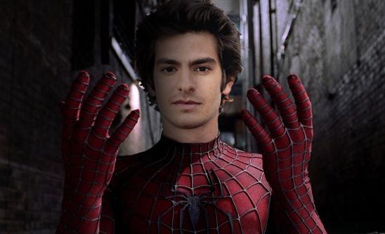Acteur spiderman