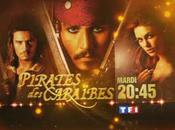 Pirates Caraibes malédiction Black Pearl soir bande annonce