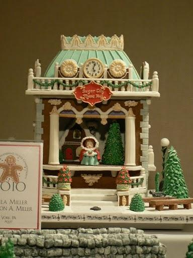 National Gingerbread House Competition 2010