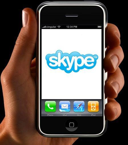 SkypeIphone Le top 10 des applications iPhone de 2010