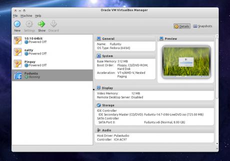 VirtualBox 4.0