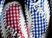 Nike sportswear spring 2011 gingham footscape woven freemotion
