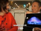 Jamel Debbouze, Will Smith Champs-Elysées tout week-end