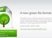 Bonne Idee format fichier Ecolo!