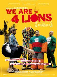 « We Are Four Lions » : Al Qaida a aussi ses Marx Brothers