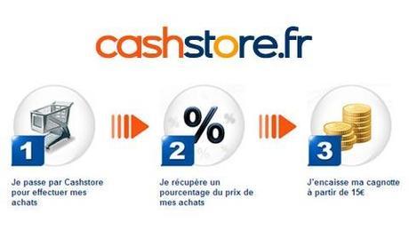 Bon plan shopping avec le cashback Faites des economies sur vos achats en ligne avec CashStore