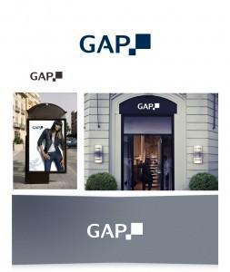 Gap-logo gagnant