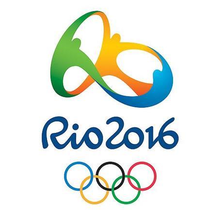 Le logo des Jeux Olympiques de Rio pour 2016