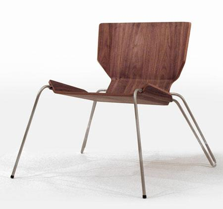 Chaise Affectual par Weiland shawn