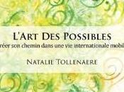 Natalie Tollenaere, L'art possibles. Créer chemin dans internationale mobile.