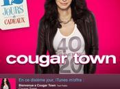 jours cadeaux iTunes l'épisode pilote Cougar Town offert