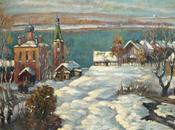 paysages enneigés Partie neige grands peintres