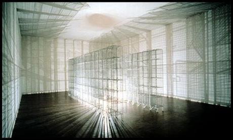 Mona Hatoum • Light Sentence
