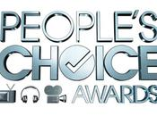 liste invités People's Choice Awards.