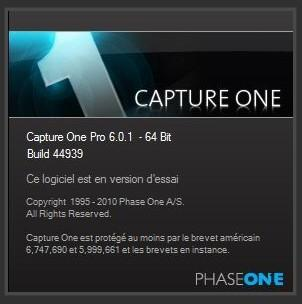Test : Capture One Pro v6 à l'essai
