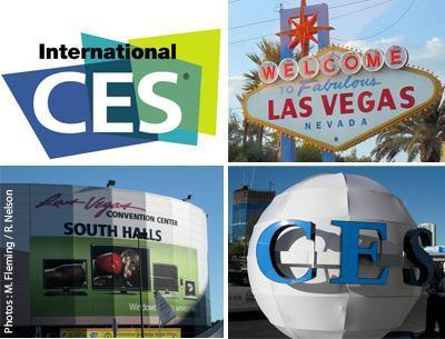 Le Consumer Electronics Show 2011 et ces tablettes