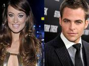 Olivia Wilde Chris Pine réunis dans Welcome People