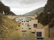 ville flexible construite rails