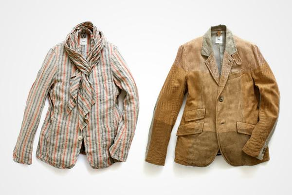 TS(S) – S/S 2011 COLLECTION