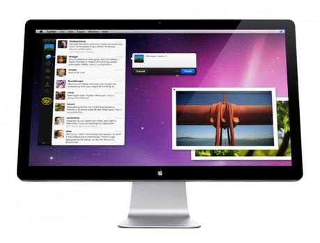 Image twitter for mac 550x418   Twitter for Mac