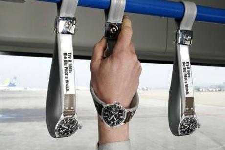 watch ad Avez vous le regard horloger?