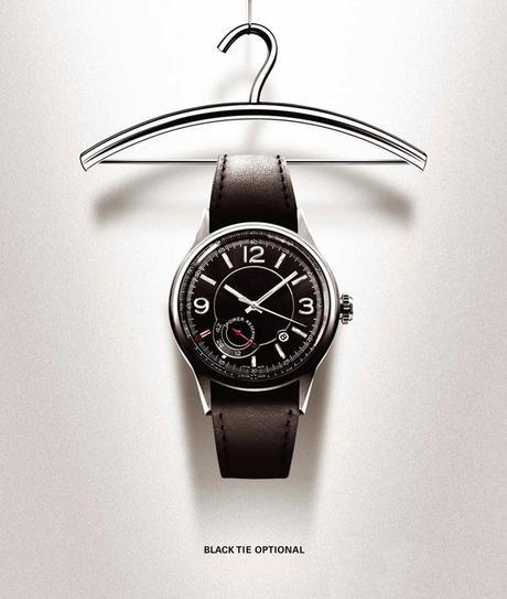 publicite 2 Avez vous le regard horloger?