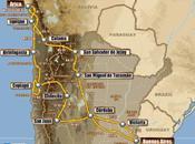 Dakar 2011 programme l'étape jour vendredi janvier