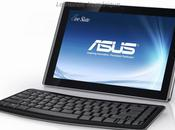 2011 Asus lance tablettes tactiles sous Android Windows