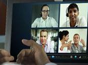 Skype annonce lancement d'un nouveau service visioconférence groupe...