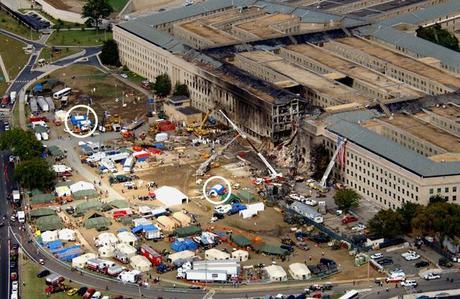 crash sur le pentagone, 11 septembre 2001